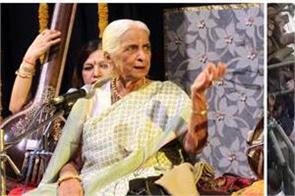 rani of thumri   girija devi  s funeral performed at manikarnika ghat