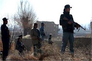 afghanistan 9 police officers die in taliban attacks