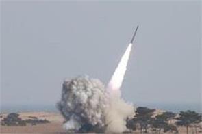 north korea test ballistic missile south korea