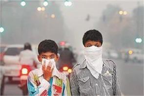 harmful air pollution