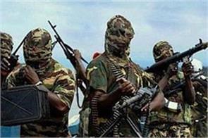 bokoharam militants captured nigerias magumari city
