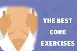 the best core exercises for abs