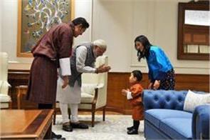 modi made fun of bhutan s little princess