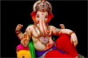 religious story of sri ganesh and shani dev