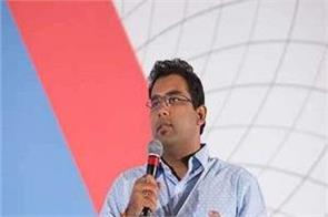 suyash dixit wants create a new country in antarctica