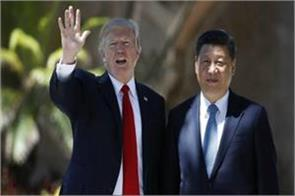 trump request from china  control on north korea
