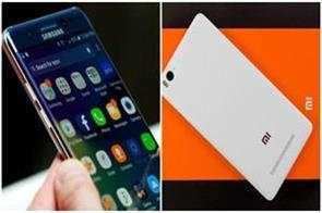xiaomi topples samsung  takes the top spot