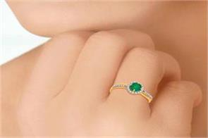 wear emerald caution before wearing