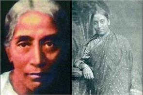 google made doodle on first indian woman doctor rakhmabai raut