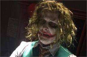 doctor dressed as the joker delivers baby girl on halloween