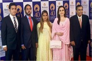 mukesh ambani  s family is the richest family in asia