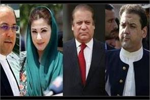 hearing against sharif family in corruption cases adjourned