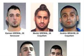 the rising punjabi gangster in canada
