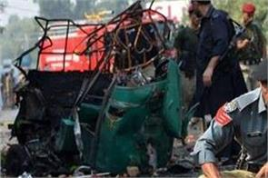aig killed in suicide bombing in peshawar