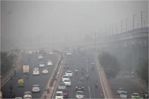 delhi  smog  iitm  weather