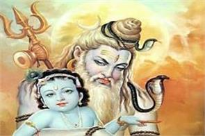 to met shri krishan lord shiva become a prior
