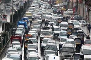 traffic awareness at samba