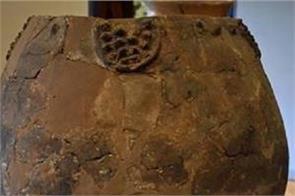 8000 year old liquor jar in georgia