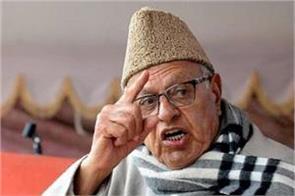 farooq comment on dineshwar sharma s visit