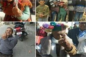 some such photos of election
