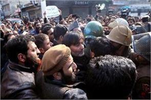 yaseen malik and mirwaiz arrested