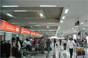 the crowd will not look at igi airport since january 2018