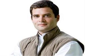 rahul gandhi as congress president