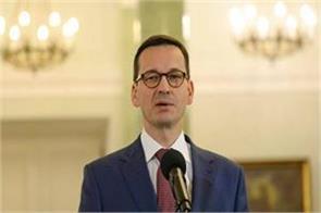 moravieckis new prime minister of poland