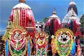 lord jagannath rath yatra is the meeting of the devotee and god