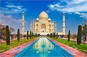 taj mahal second largest unesco world heritage site after ankur wat