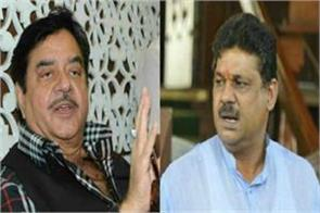 bjp can leave 12 mp including shatrughan  kirti and pratap
