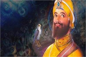 the founder of khalsa panth shri guru gobind singh ji