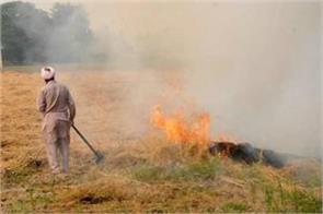 centre government approves project to tackle stubble burning
