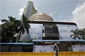 sensex up 110 points from start of derivative deal