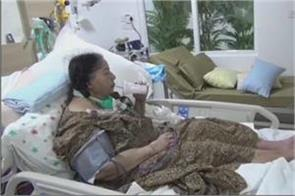 jayalalitha last video appeared in hospital