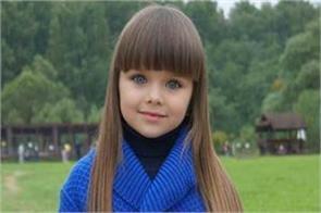 anastasia knyazeva world most beautiful baby girl