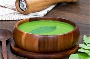 yum recipe healthy low calorie spinach soup