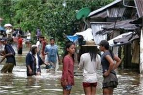thousands spend christmas in shelters after philippine storm