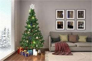 christmas tree decorate according to feng shui