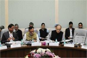 finance minister budget pre discussion with industry organizations