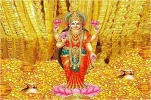 this symbol of maa lakshmi opens the door of liberation with money