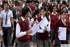 cbse has released 10th 12th schedule of practical examination