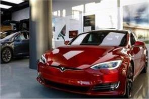 this is the owner of tesla s first electric car registered in india