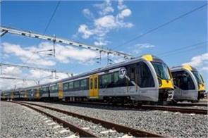 railway board  indigenous train  ravindra gupta