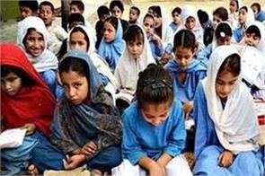 1000 schools closed in pakistan