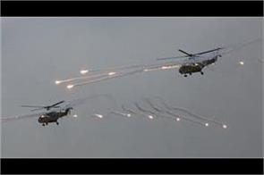 s korea conducted successful helicopter missile drill