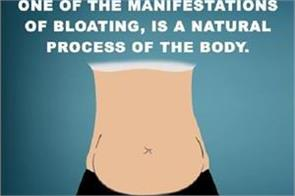 stomach massage for gas and bloating
