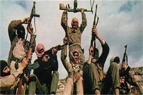 pakistani shias being trained by iran for a regional fighting force