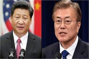 china korea leader will discuss north korea nuclear program