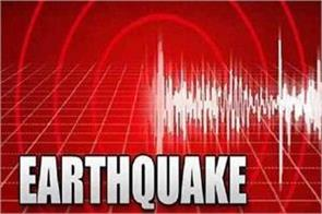 earthquake tremors felt in rudraprayag
